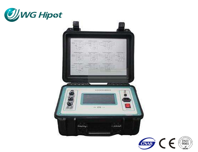 Capacitance Bridge Tester